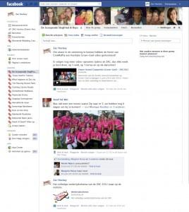 Facebookgroepen ZAC teams